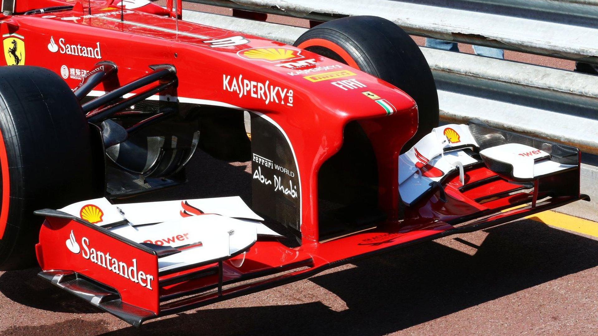 Ferrari admits 'struggling' with wind tunnel problems
