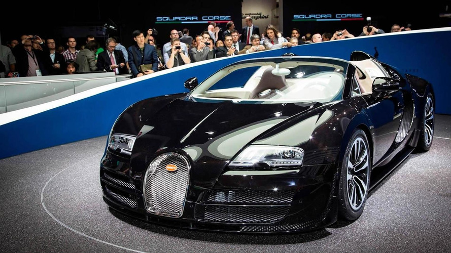 Volkswagen losing an unbelievable 6.27M USD for each Bugatti Veyron sold