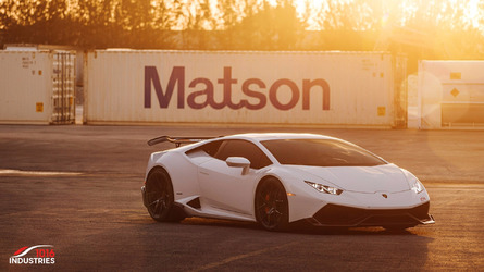 1016 Industries s'attaque à la Lamborghini Huracan