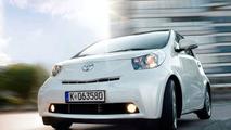 Production Toyota IQ
