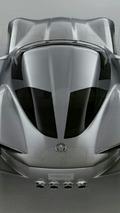 More Corvette Centennial Concept Images Emerge