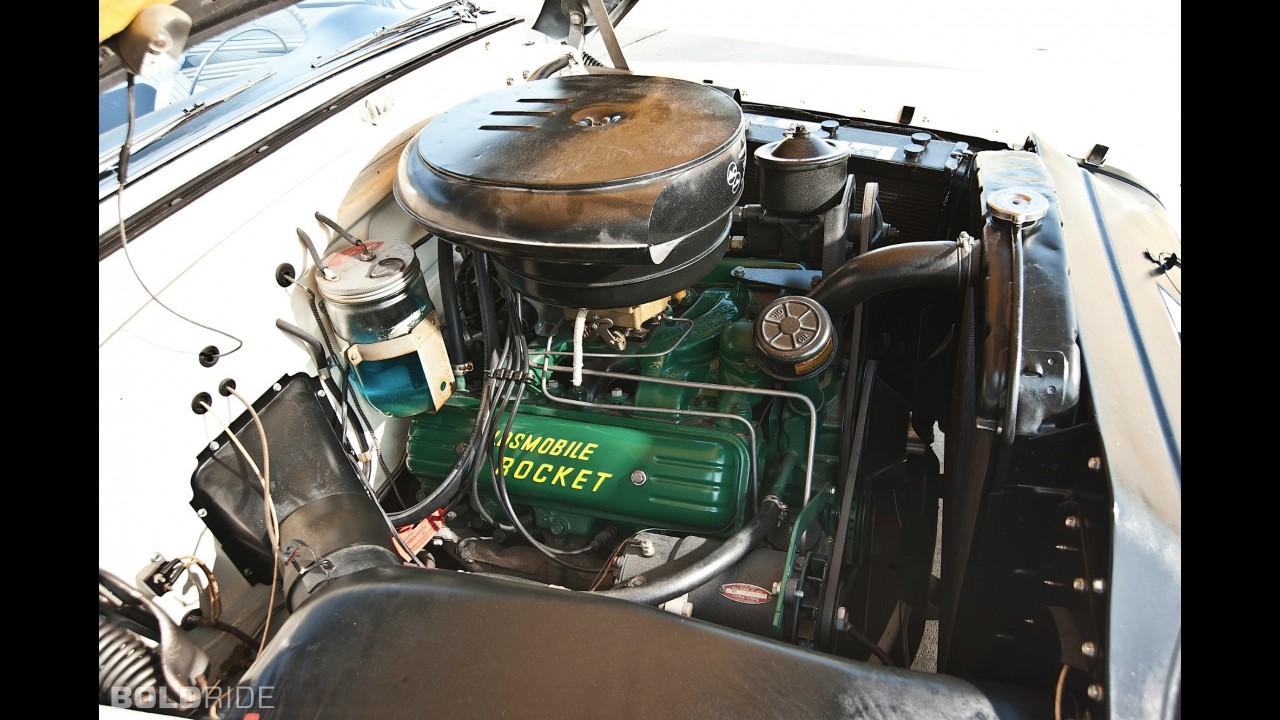 Oldsmobile 98 Fiesta Convertible