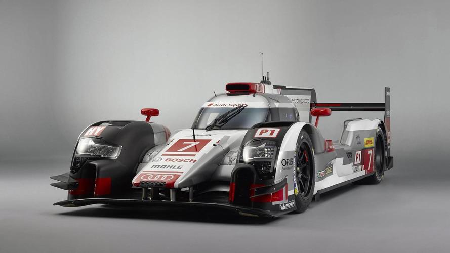 2015 Audi R18 e-tron quattro breaks cover with several improvements