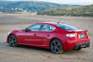 Scion FR-S Convertible, Sedan Coming Soon