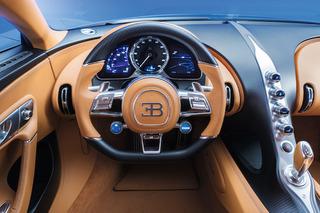 Take a 360-Degree Video Tour of the Bugatti Chiron's Opulent Interior