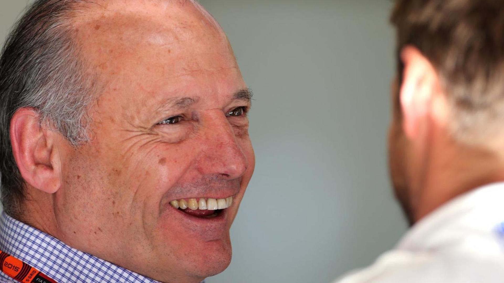 Dennis' Boullier criticism 'humorous' - McLaren