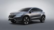Honda Urban SUV concept revealed in Detroit [video]