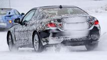 BMW 4-Series Coupe spy video
