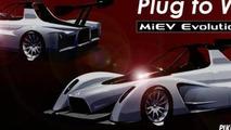 Mitsubishi MiEV Evolution II 16.05.2013