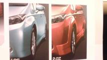 Toyota Wish 2009 Brochure Leak