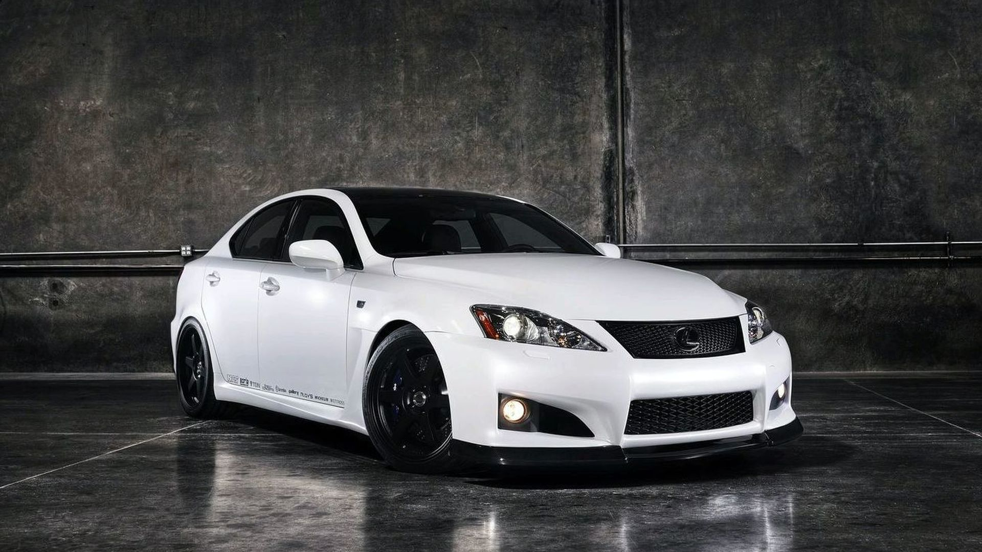 Lexus Previews Four Tuned IS-Fs, F-Sport IS 350 and LX 570 for SEMA