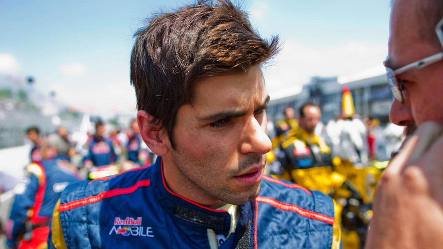 Alguersuari happy with 'best' team Toro Rosso