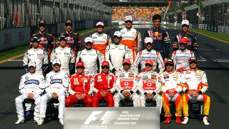 New drivers to get in-season test in 2010
