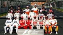 Alonso, Kubica, Heidfeld, Rosberg talk 'silly season'
