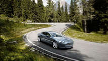 2010 Aston Martin Rapide production version - 1600