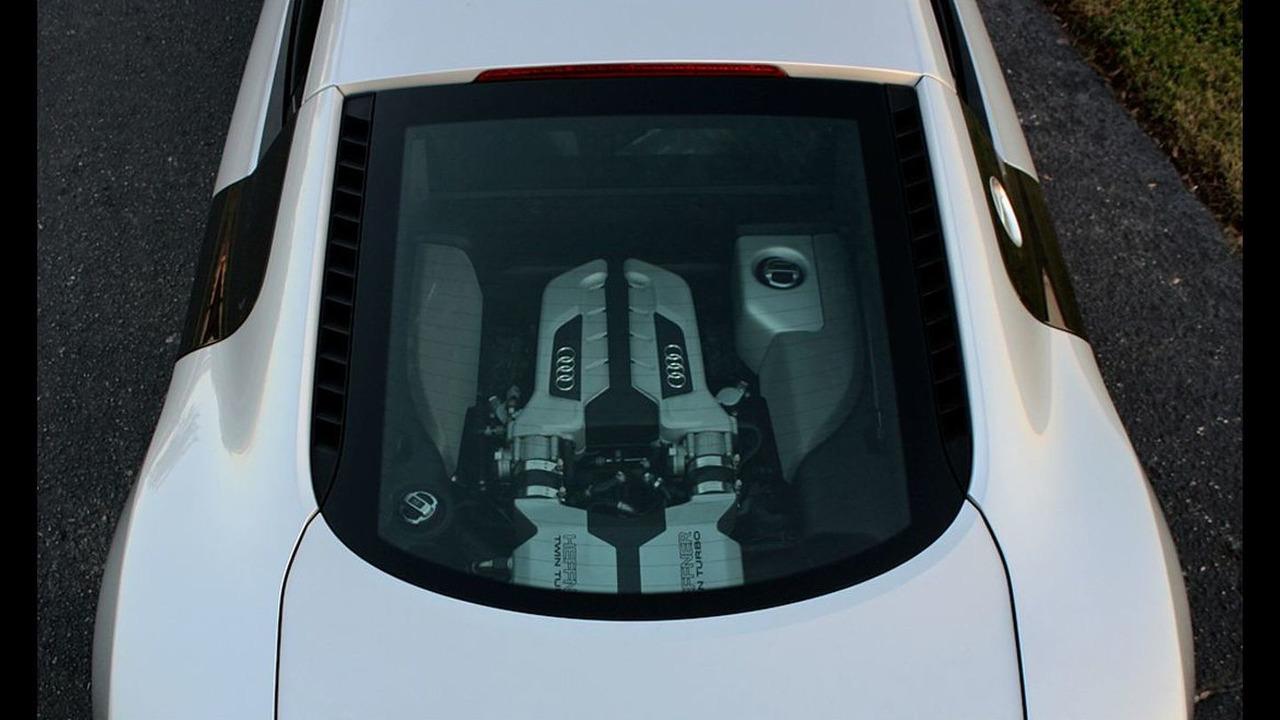 Audi R8 V8 twin turbo by Heffner Performance