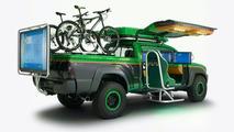 Toyota Tacoma All-Terrain Gamer for SEMA