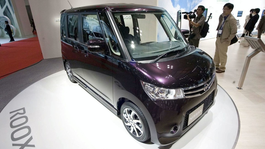 Nissan Roox Takes Shape in Tokyo