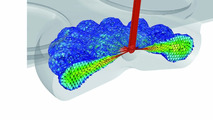 3D-CFD Simulation Hydrogen High-Pressure-Injector