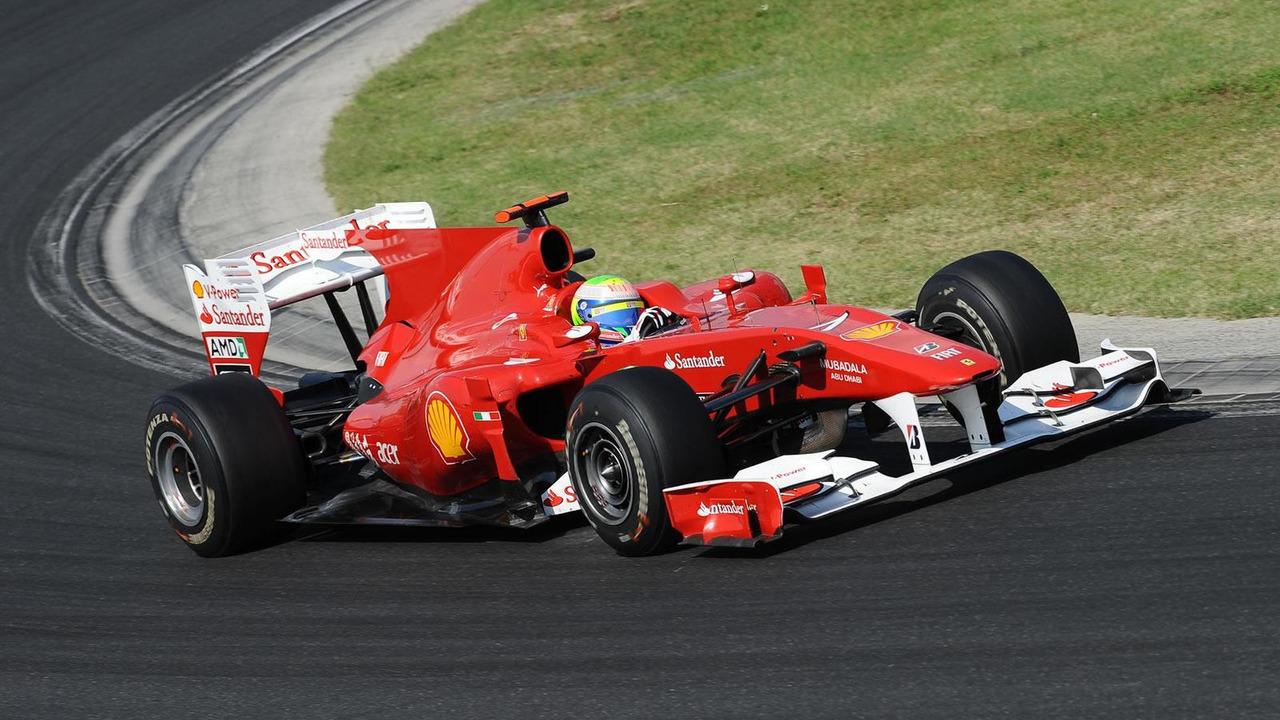 Felipe Massa, Belgium Grand prix