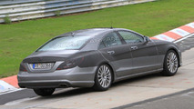 2012 Mercedes CLS brochure images leaked - plus latest Nurburgring shots