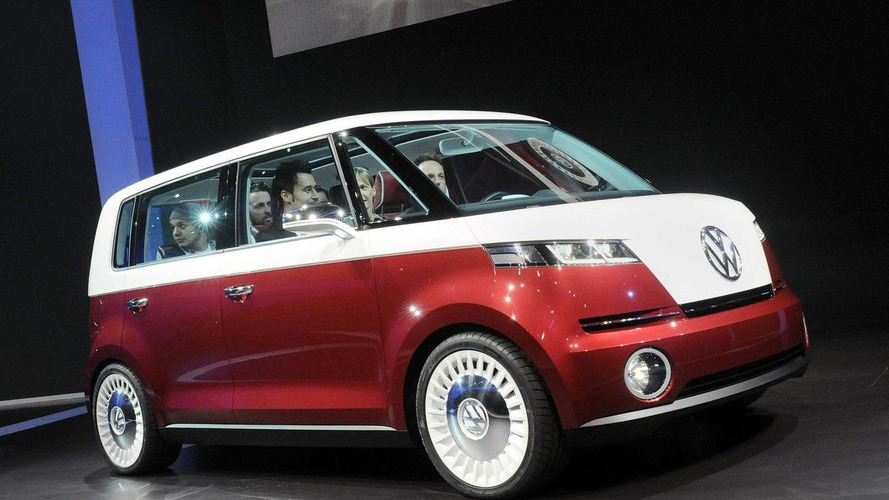 Volkswagen Bulli concept revealed in Geneva