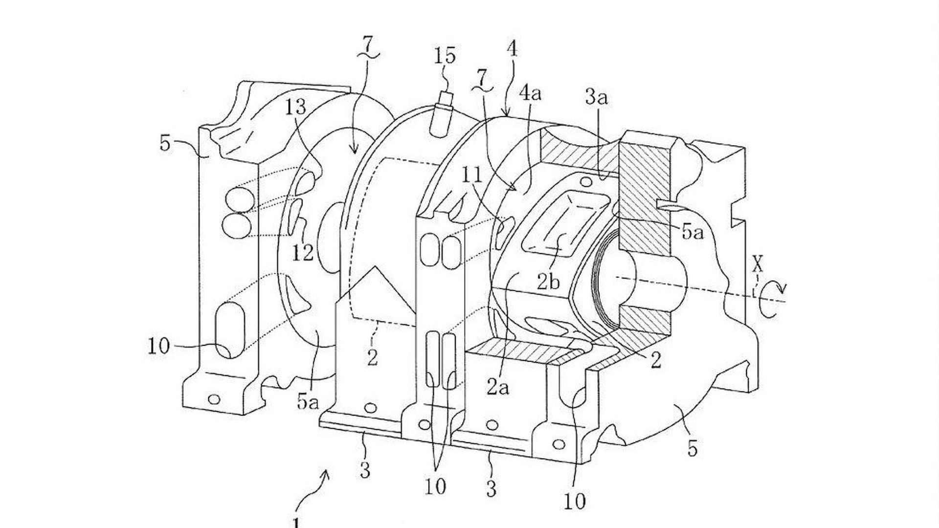 Rotary Rotary Engine Diagram 20B Rotary Engine Diagram 13b Rotary Engine  Diagram