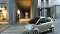 Tata Nano Europa - med res