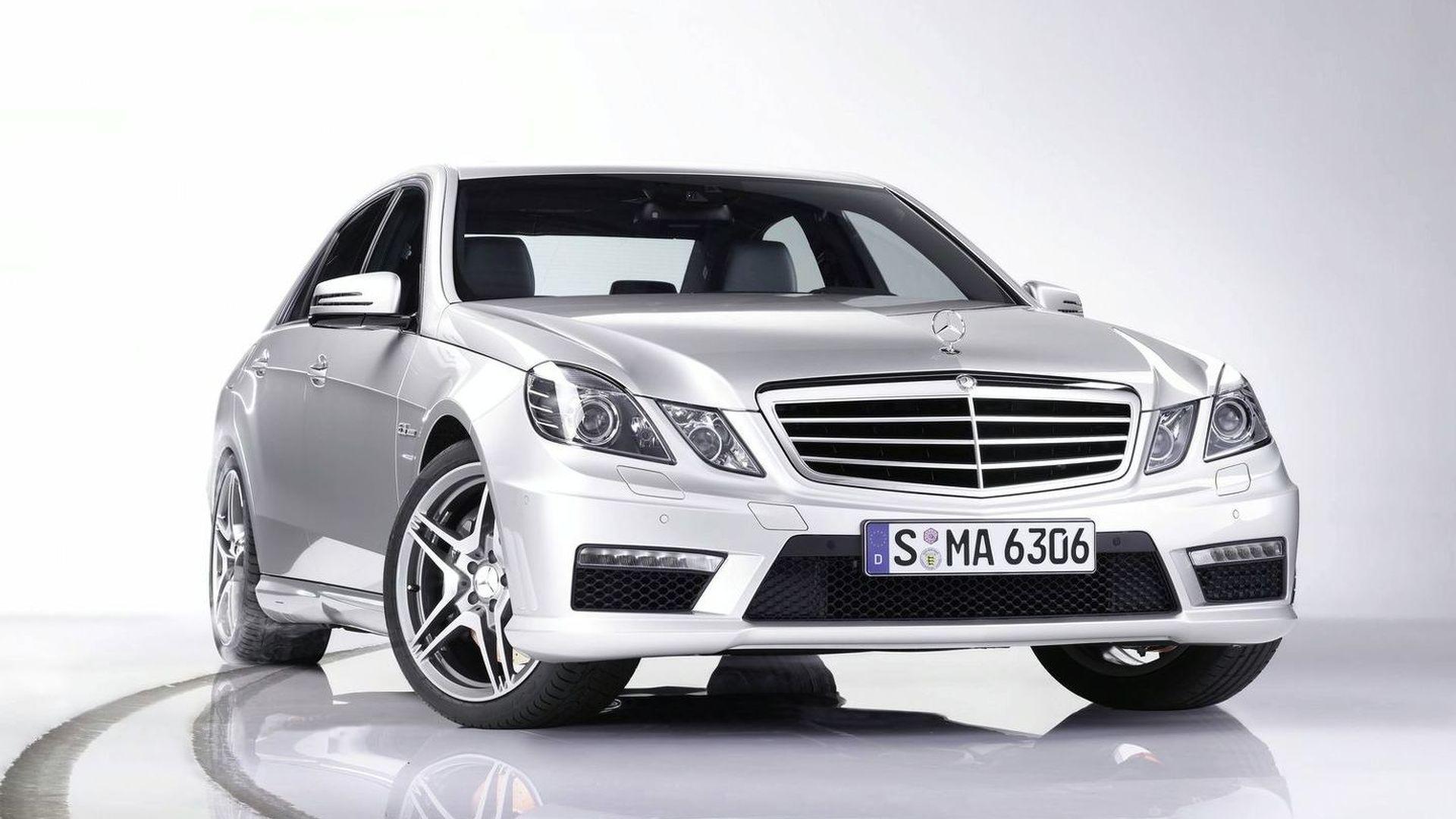 2015 Mercedes E-Class Superlight comes into focus - rumors
