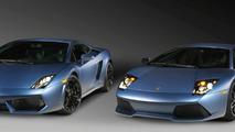 Exclusive Lamborghini Murciélago LP 640 & Gallardo LP 560-4 Models Presented in Detroit