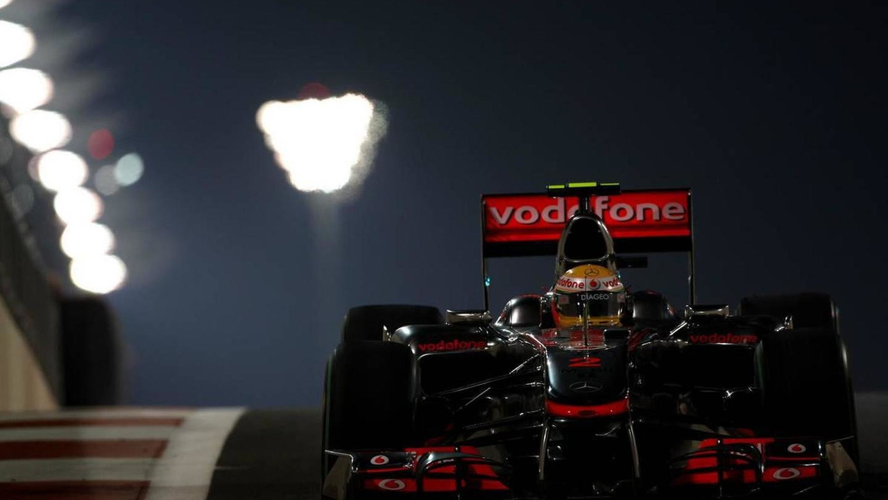 Lewis Hamilton (GBR), McLaren Mercedes - Formula 1 World Championship, Rd 19, Abu Dhabi Grand Prix, Friday Practice, 12.11.2010 Abu Dhabi, Abu Dhabi