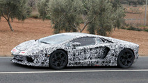 Lamborghini Aventador LP700-4 spy photo 15.12.2010