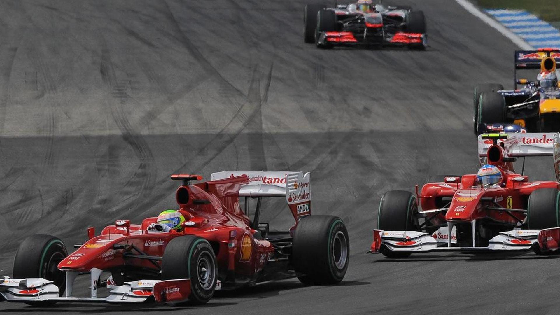 Ferrari fined $100,000 for team orders, to face FIA World Council