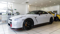 First Nissan GT-R NISMO in the UK