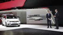 Volkswagen Polo GTI live in Paris