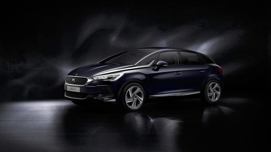 2015 DS5 facelift officially unveiled