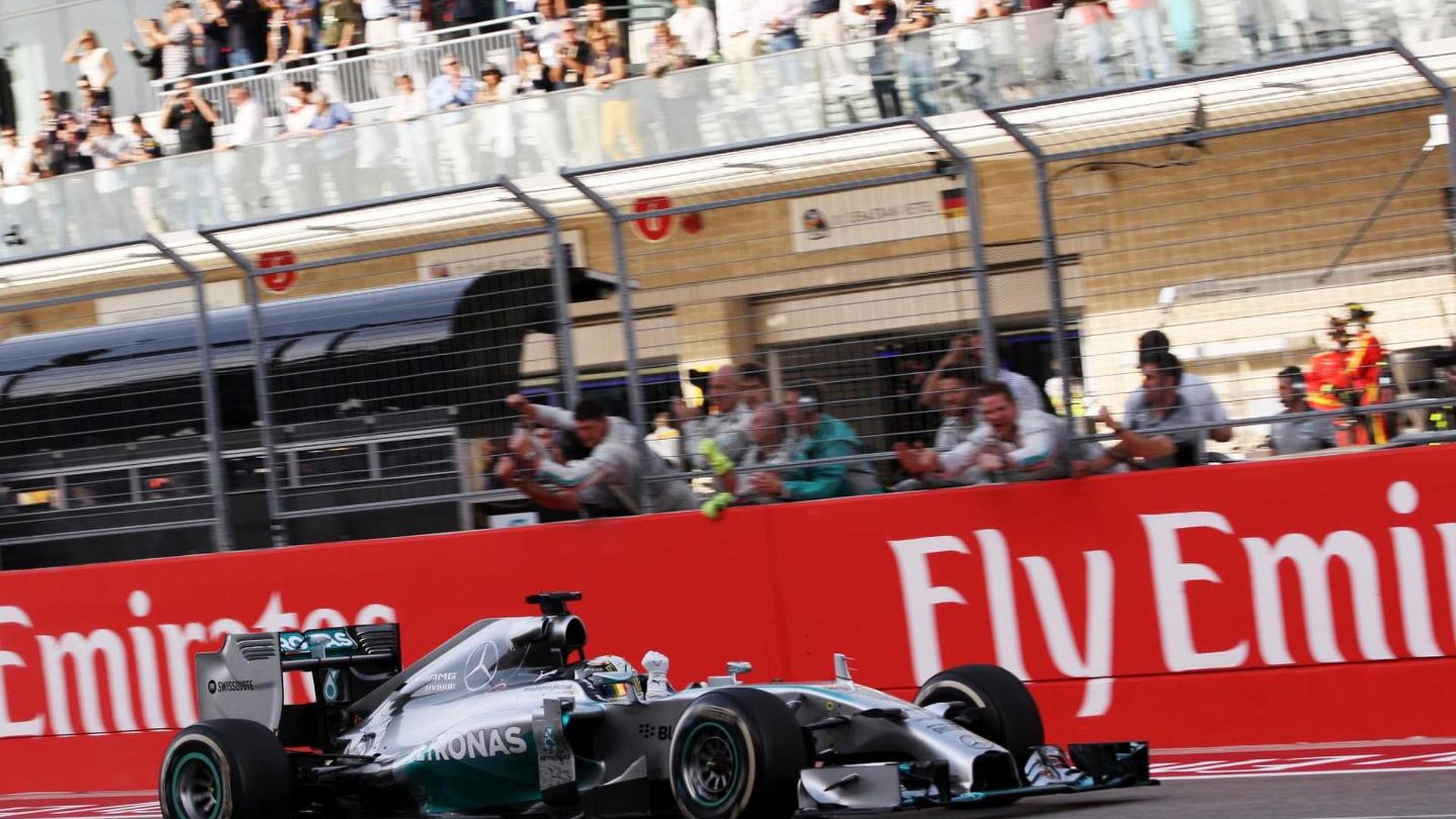 Mercedes insists unfreeze push 'ridiculous'