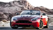 Aston Martin V12 Vantage S Roadster drops its top in Paris
