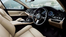 BMW 5-Series Grace Line limited edition introduced in Japan