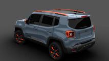 Urban Mopar-equipped Jeep Renegade