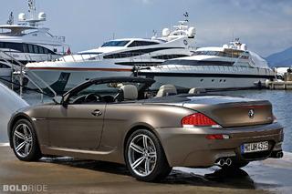 BMW M6 Convertible