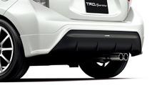 Toyota Aqua with TRD styling, 864, 26.12.2011