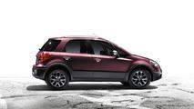 2012 Fiat Sedici revealed