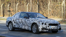 2013 BMW 4-Series Cabrio first time spied