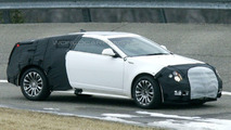 Cadillac CTS Coupe Spy Photo
