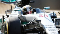 Tires will make it tough to reach top 10 - Hamilton