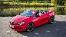 Opel Cascada Supreme to show off cosmetic tweaks in Paris