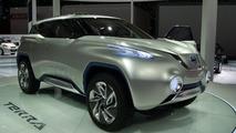 Nissan TeRRA Concept live in Paris 27.09.2012