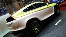 Magna Steyr MILA Coupic concept live in Geneva 06.03.2012