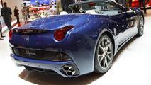 2013 Ferrari California facelift debuts in Geneva